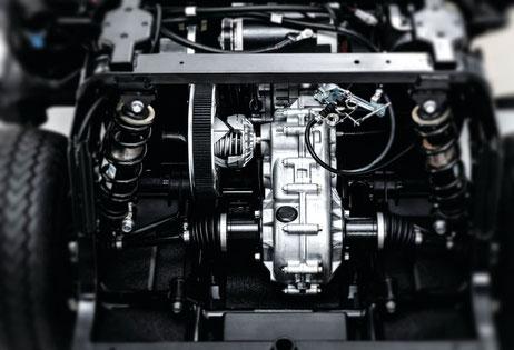 New Yamaha Golf Car, AC Motor, PTV, AC Powered