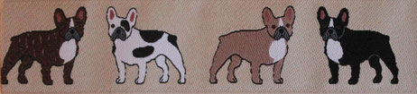 Frz. Bulldogge beige