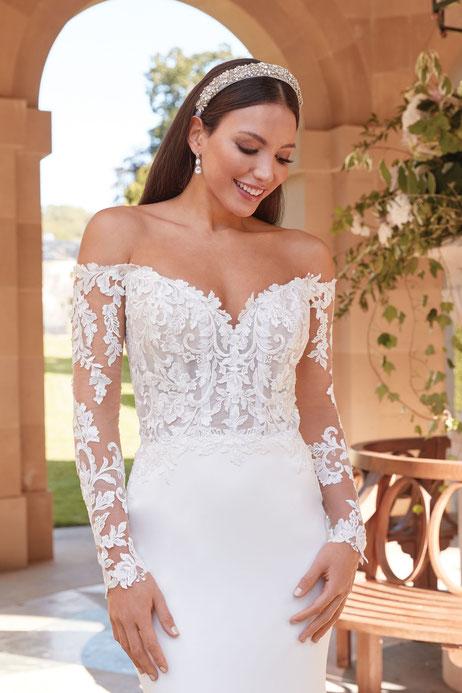 Hochzeitskleid von White One