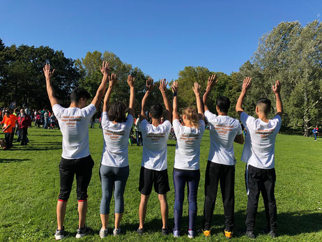 LebensLauf Charity Lauf für eine offene Flüchtlingspolitik