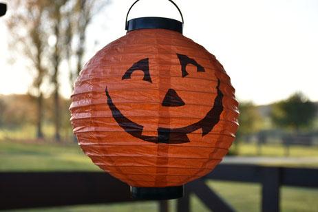Bald ist Halloween :-)