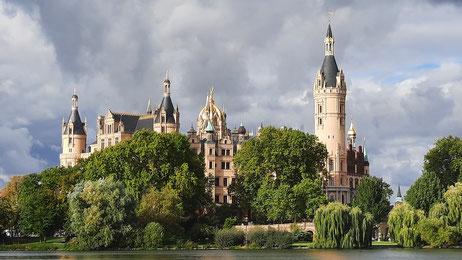 Schloss Schwerin - Landtag von Mecklenburg-Vorpommern