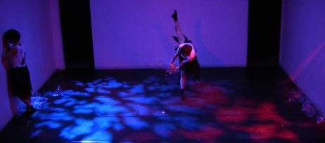 ORIGIRING ダンス 川崎市アートセンター イープラス 岩沢彩 櫻井マリ