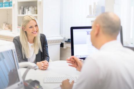 PLASMA-Lidstraffung Beratung bei RPM Medical & Kosmetik® - Mönchengladbach