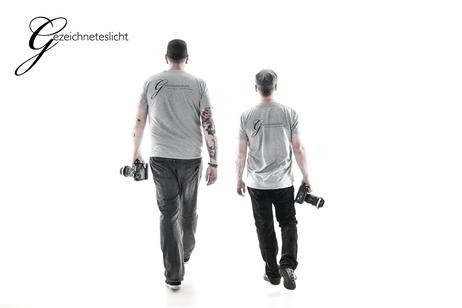 Gezeichneteslicht | teamgl | Olly und Tom - Fotografen