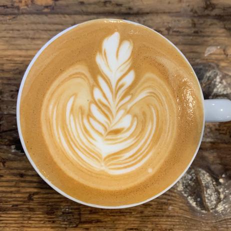 Latte Art - Baristaschulung Saarland