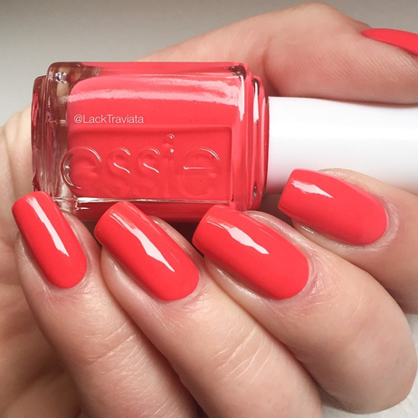 swatch essie sunset sneaks by LackTraviata