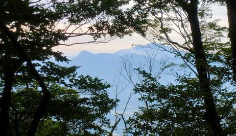 三国峠からヅナ峠