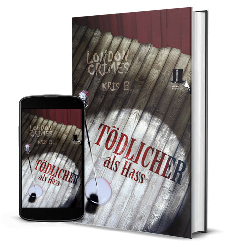 London Crimes 4: Tödlicher als Hass (Cover)