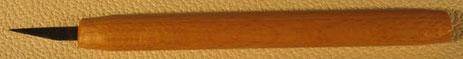 canif avec manche 6mm