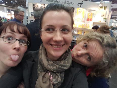 Nadja Losbohm - Die Jägerin & Claudi Feldhaus | Autorin