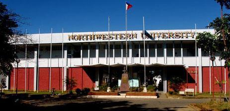 教育学はフィリピン屈指のノースウェスタン大学