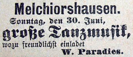 Syker Zeitung 29.06.1907