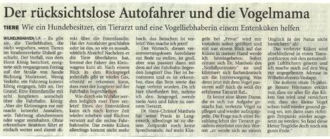 Wilhelmshavener Zeitung v. 26.6.2013