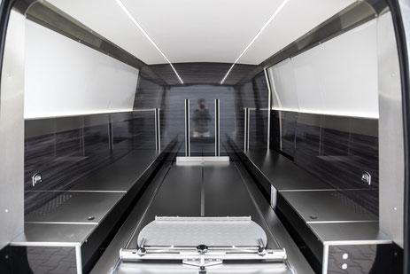 Bestattungswagen Modern