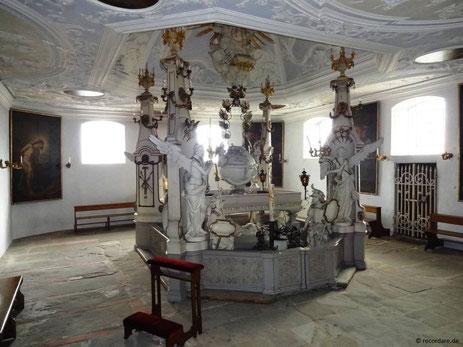 Heilig-Grab-Kapelle, St. Michael