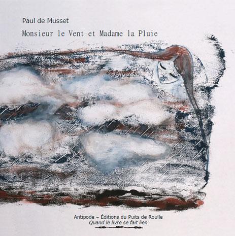 1re de couverture du conte de Paul de Musset (2016)