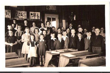 Entre 1941 et 1943