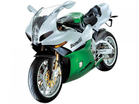 Benelli Motorcycles Service Repair Manuals PDF