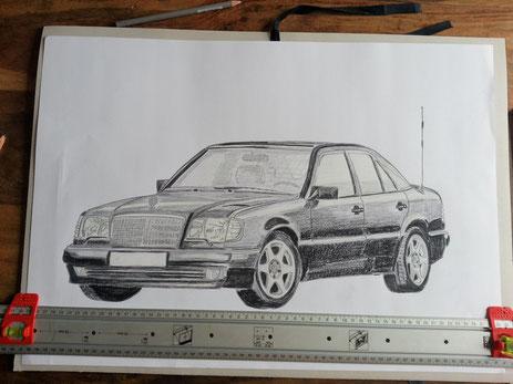 Der Porsche von Mercedes
