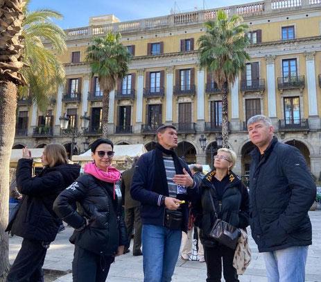Книга о Готическом квартале Барселоны от барселонского гида
