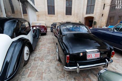 Lancia Aurelia B52 Coupé châssis n° B52.1074