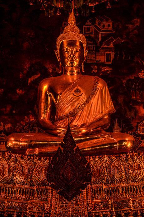 Wat Poh Bangkok (Foto: Daniel Schlenk)