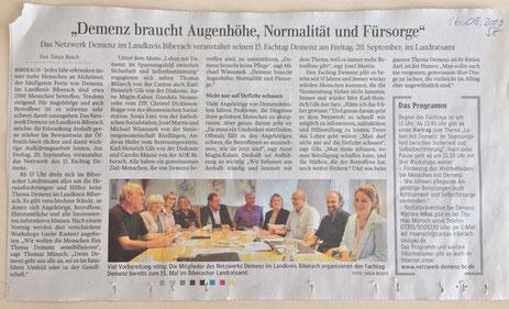 Artikel SZ, T. Bosch, 16.9.2019