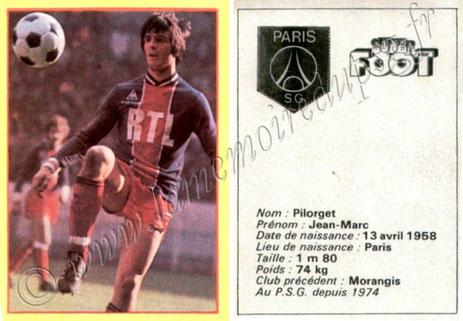 Jean-Marc PILORGET