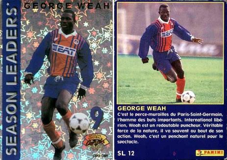N° SL12 - George WEAH