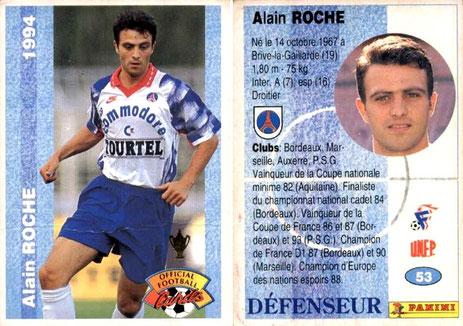 N° 053 - Alain ROCHE