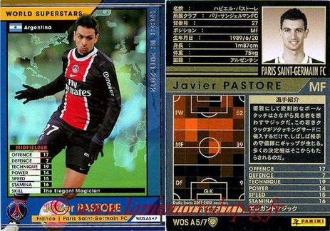 N° WOSA5 - Javier PASTORE