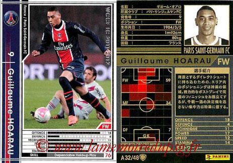 N° A32 - Guillaume HOARAU