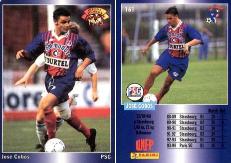N° 161 - Jose COBOS