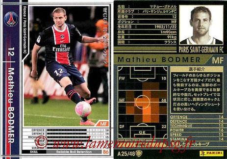 N° A25 - Mathieu BODMER