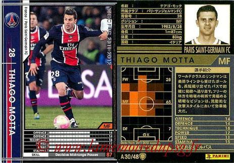 N° A30 - Thiago MOTTA
