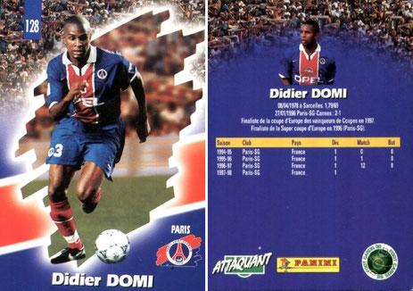 N° 128 - Didier DOMI