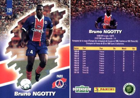 N° 129 - Bruno N'GOTTY