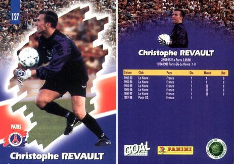 N° 127 - Christophe REVAULT