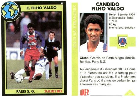 N° 034 - Candido Filho VALDO