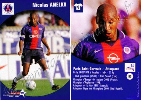N° 083 - Nicolas ANELKA