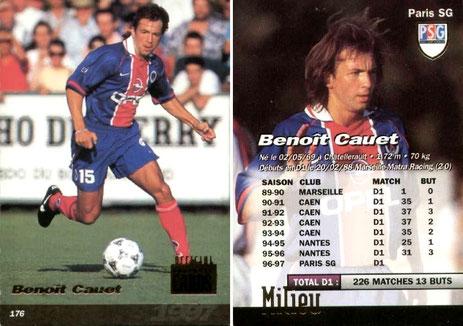 N° 176 - Benoit CAUET