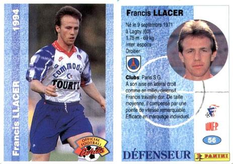 N° 056 - Francis LLACER
