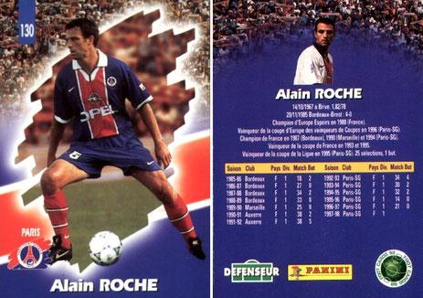 N° 130 - Alain ROCHE