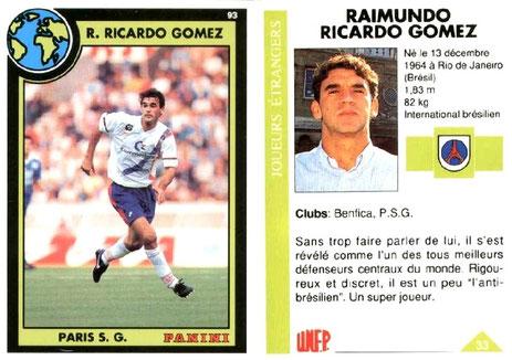 N° 033 - Raimundo Gomez RICARDO
