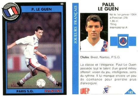 N° 183 - Paul LE GUEN