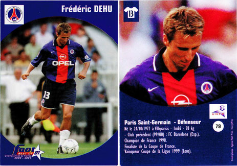 N° 079 - Frédéric DEH