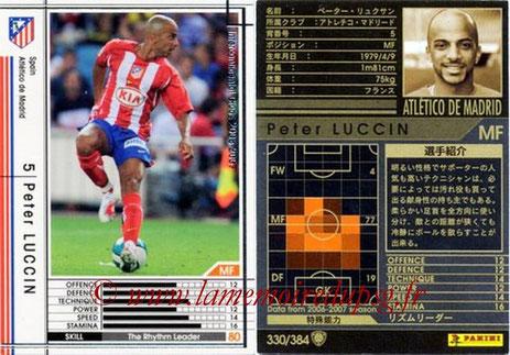 N° 330 - Peter LUCCIN (2000-01, PSG > 2006-07, Atletico Madrid, ESP)