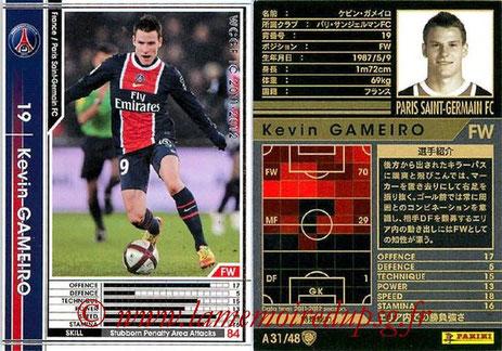 N° A31 - Kevin GAMEIRO