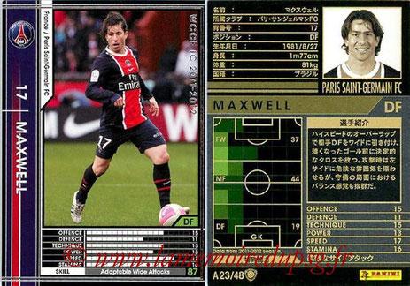 N° A23 - MAXWELL